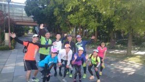 フルマラソン対策・30km走 @ 六甲アイランド アイランド北口駅前